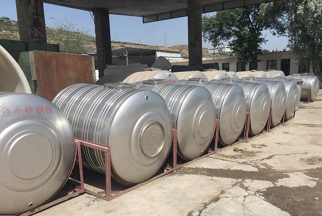 兰州不锈钢水箱价格